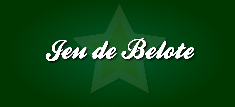 Belote (gratuit) – applications sur google play.